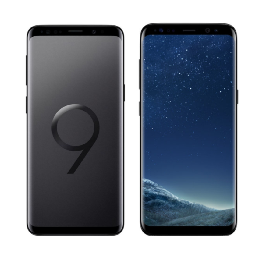 Win a Samsung Galaxy S9 or S8+