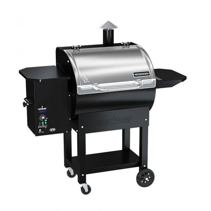 Win a Camp Chef Woodwind Pellet Grill