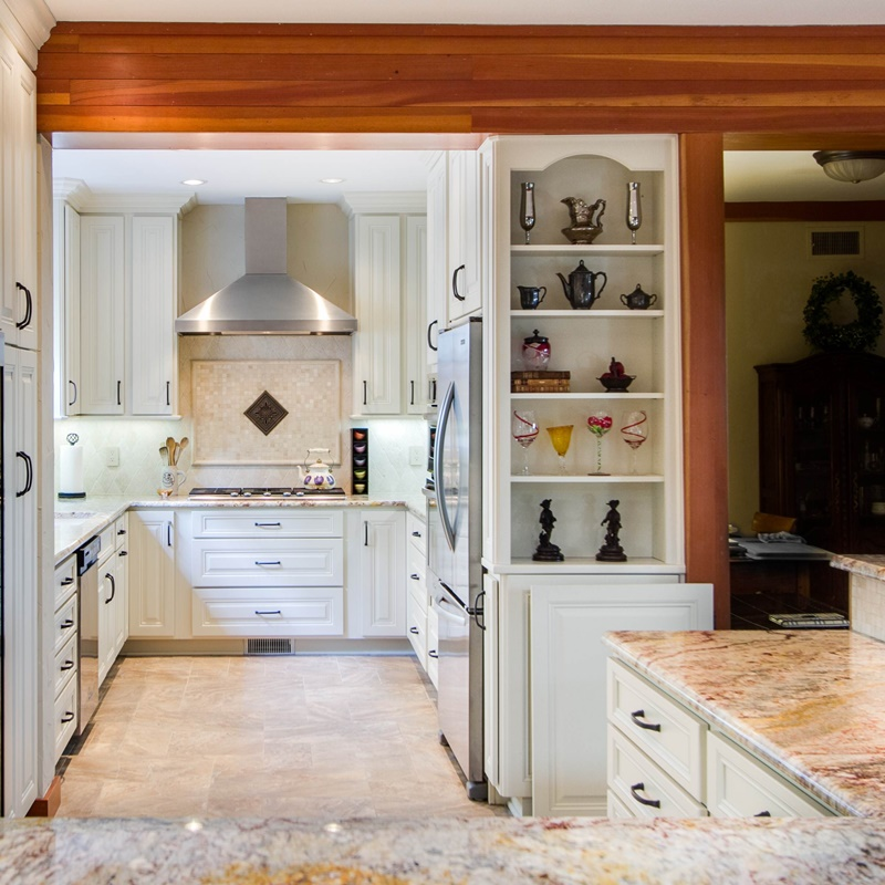 Win a Free set of kitchen cabinets