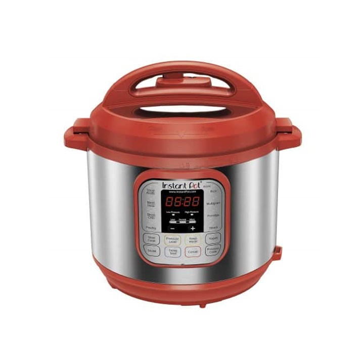 Win a Fiery RED Instant Pot Duo60 Or Amazon Gift Card