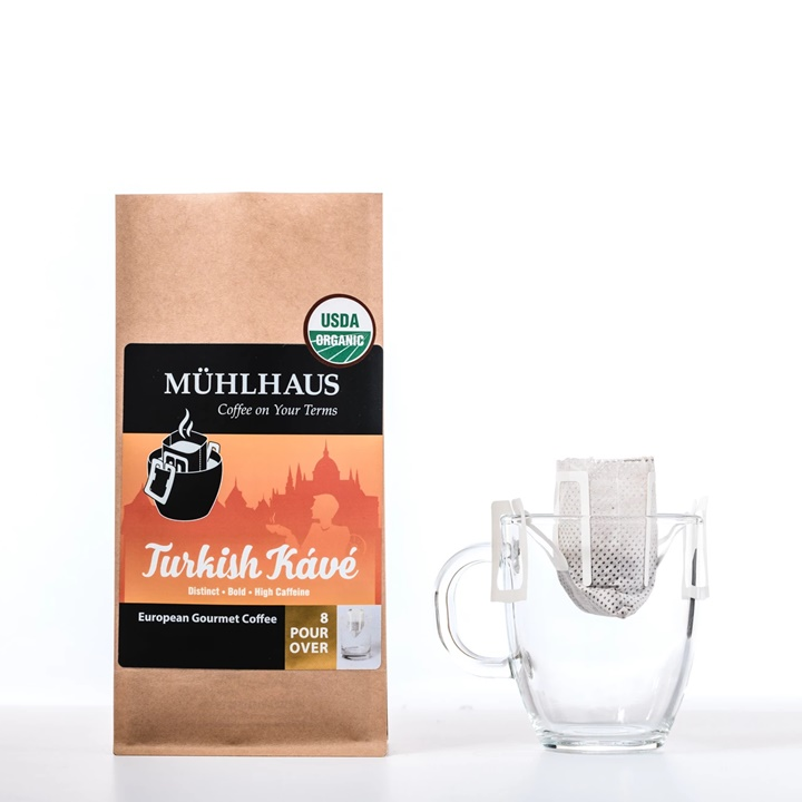 Win a Muhlhaus Gourmet Coffee