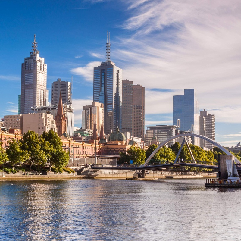 Win a Round-trip Air Tickets To Melbourne