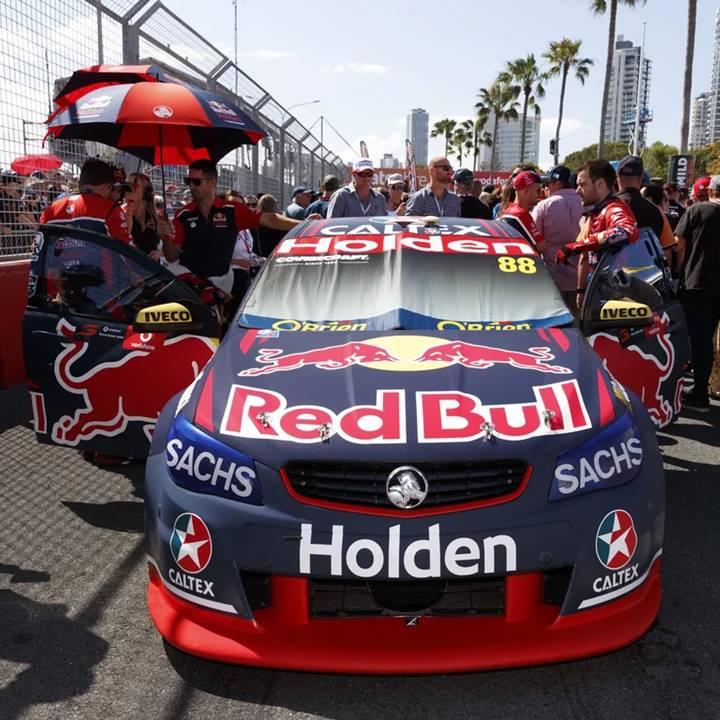 Win a Gold Coast 600, Plus a Grid Walk