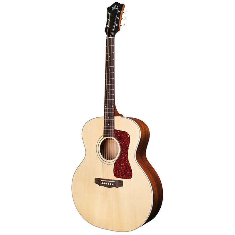 Win a Guild F-40 Acoustic Guitar