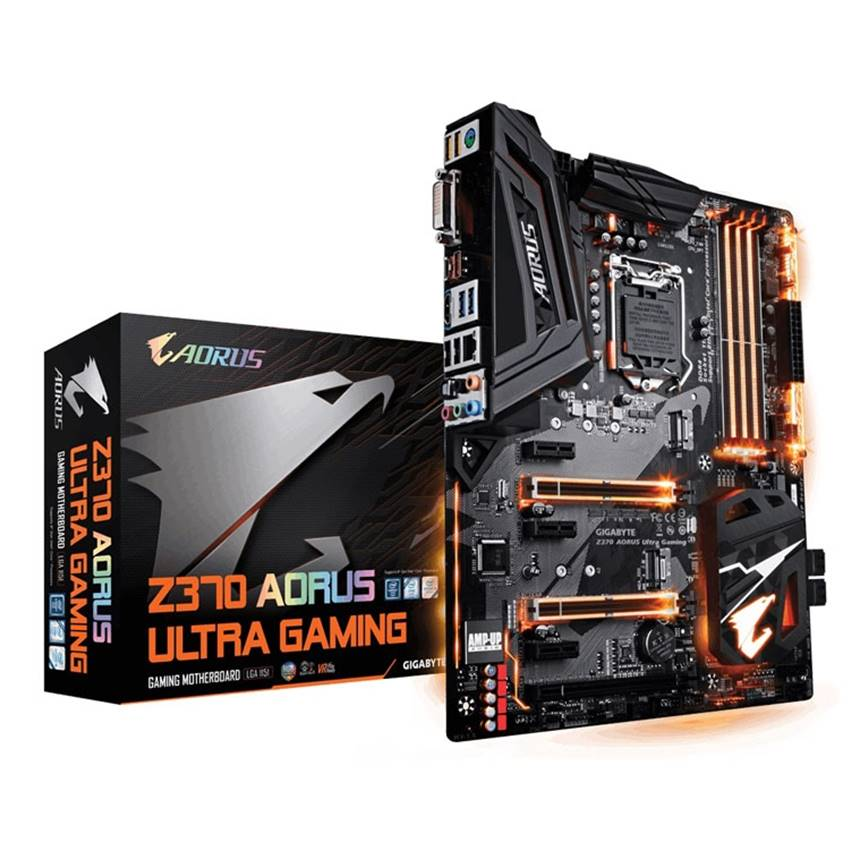 Win Z370 AORUS Gaming 5 Motherboard