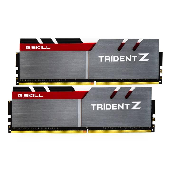 Win a G.Skill Trident-Z DDR4-3200 8GB Memory Kit