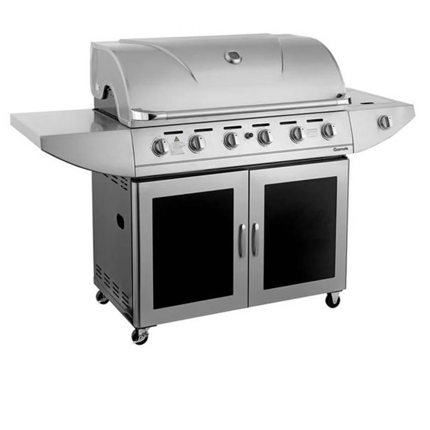 Win A Deluxe 6 Burner Bull BBQ & Grill