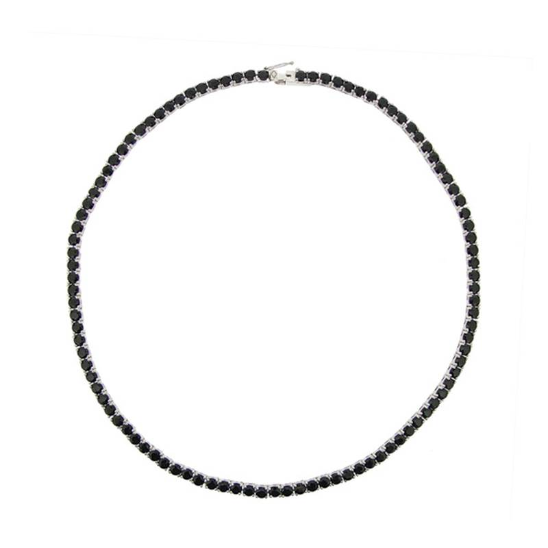 Win a Black Spinel Necklace