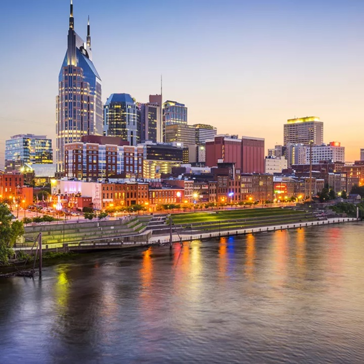 Win a Trip for 2 to Nashville
