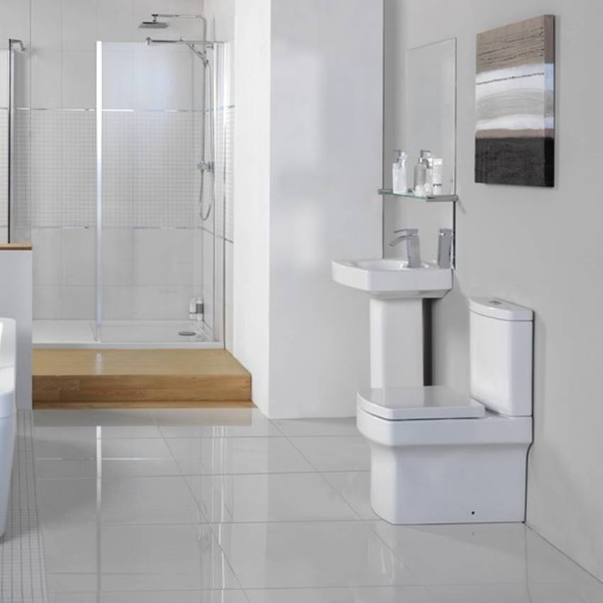 Win A Bathroom From Bourne Bathrooms