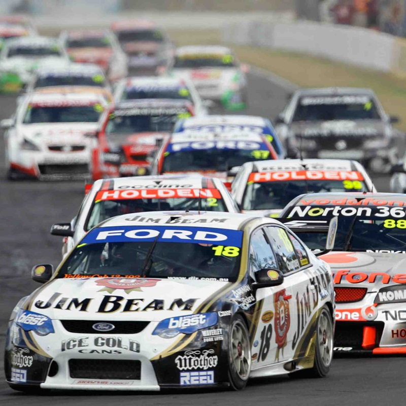Win a VIP passes to a V8 Supercar race