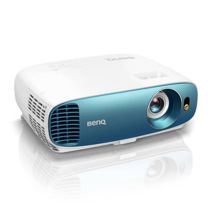 Win a BenQ TK800 4K Projector