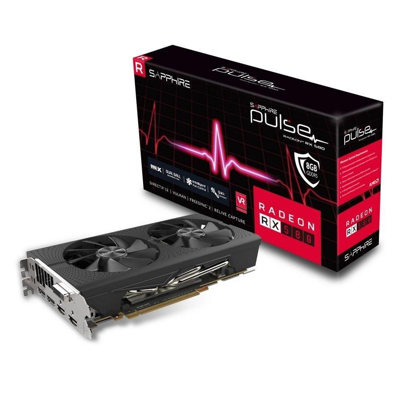 Win a SAPPHIRE PULSE Radeon RX 560 4GB Graphics Card