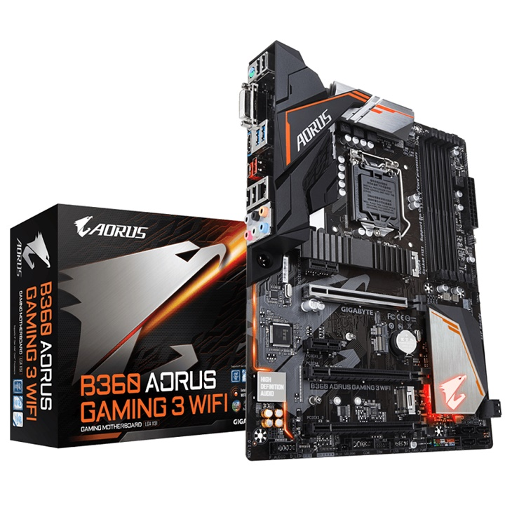 Win a Aorus Prize Package