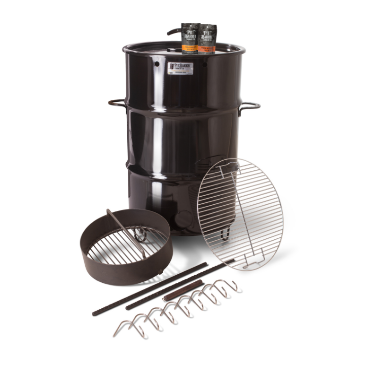 Win a Pit Barrel Cooker Package