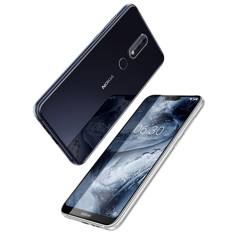 Win a Nokia X6 International