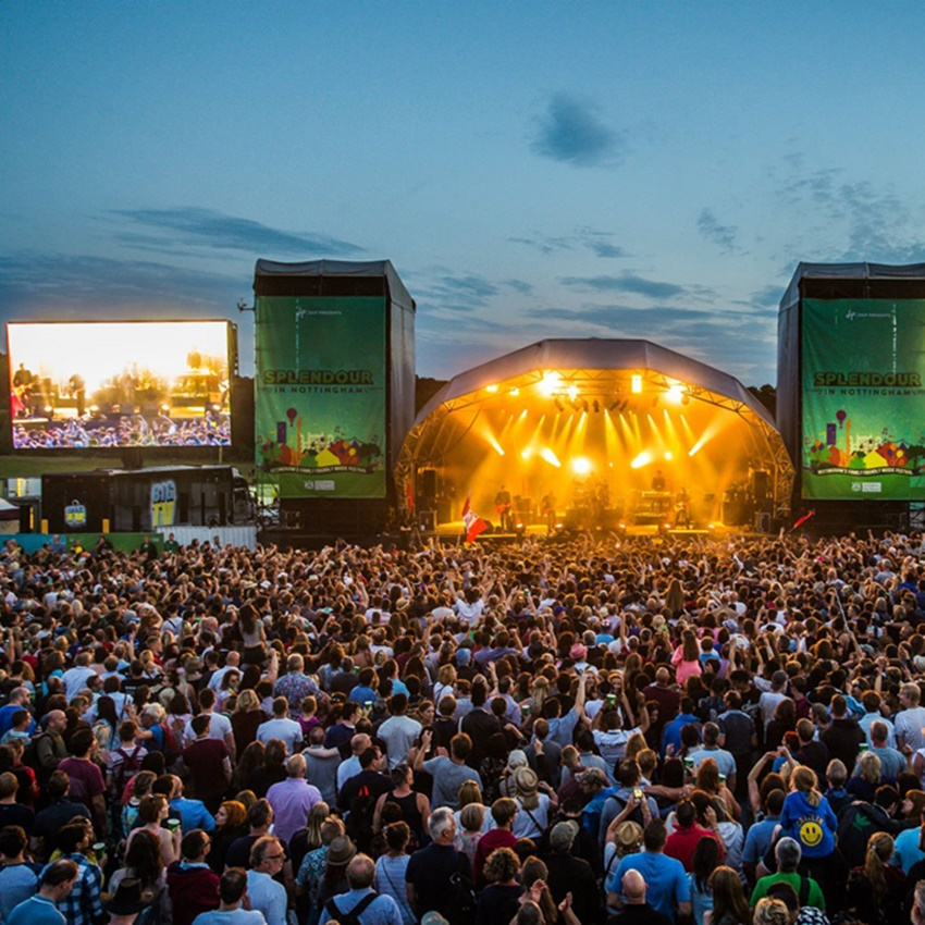 Win The Ultimate  Splendour  'Festival And Fly' Prize!