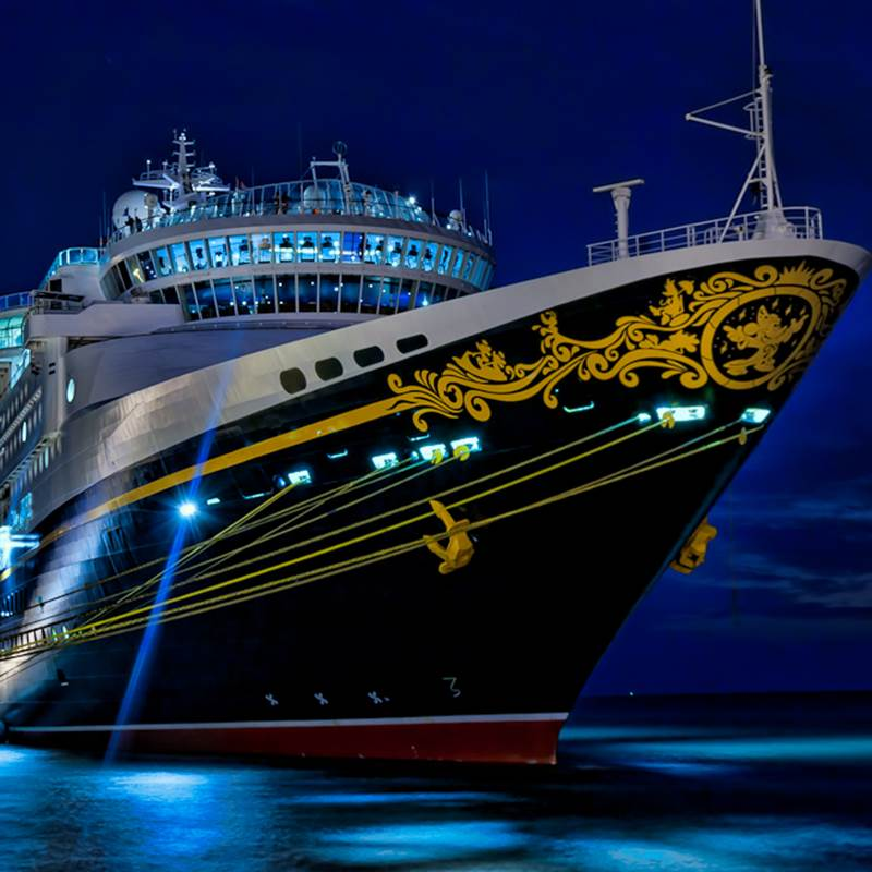 Win a Disney Cruise Line family Vacation