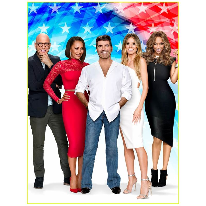 Win a Trip Hollywood AGT's Live Finale