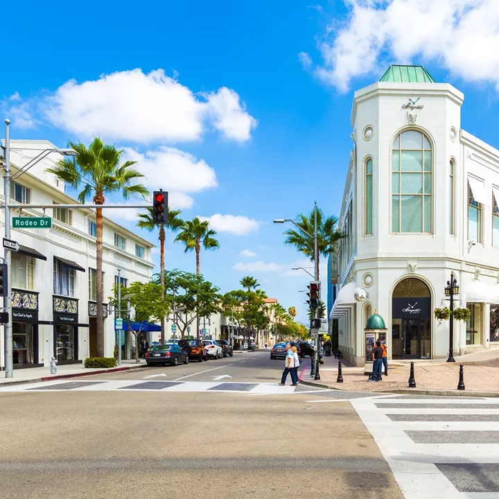 Win a Trip for two people to Beverly Hills