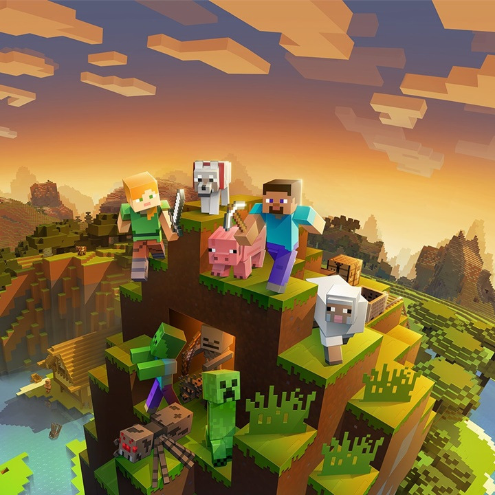 Win a Minecraft Master Collection