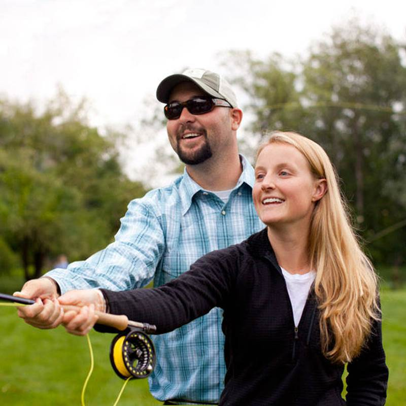 Win a Orvis Fly-Fishing School in Manchester, Vermont