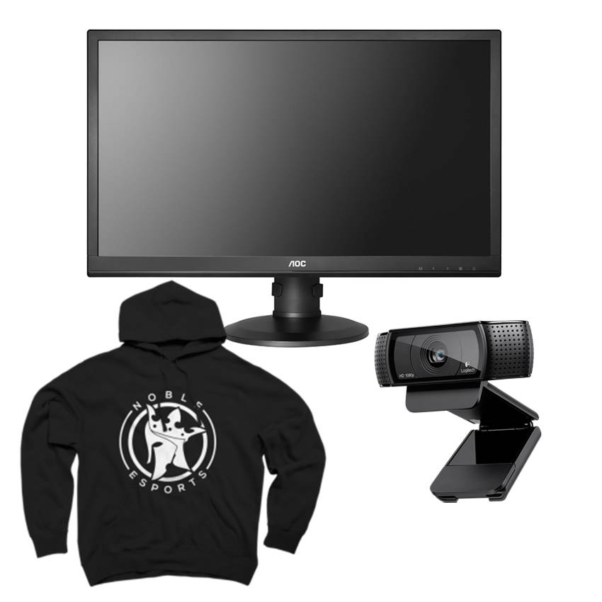 Win 144Hz Gaming Monitor and More Giveaway