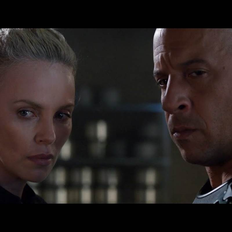 Win a The Fate of the Furious tickets