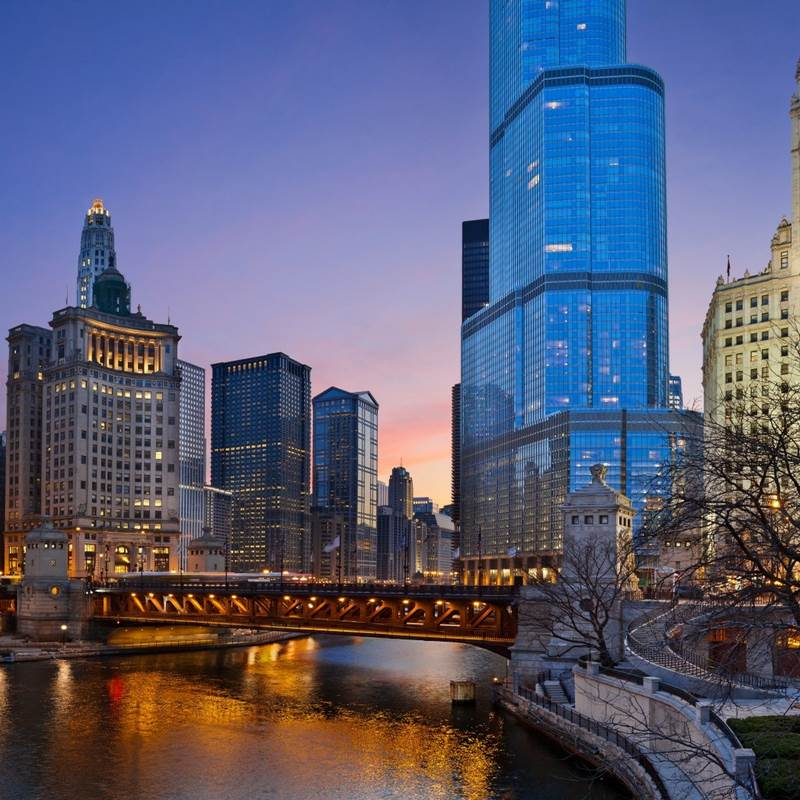 Win a Trip to Chicago, Illinois
