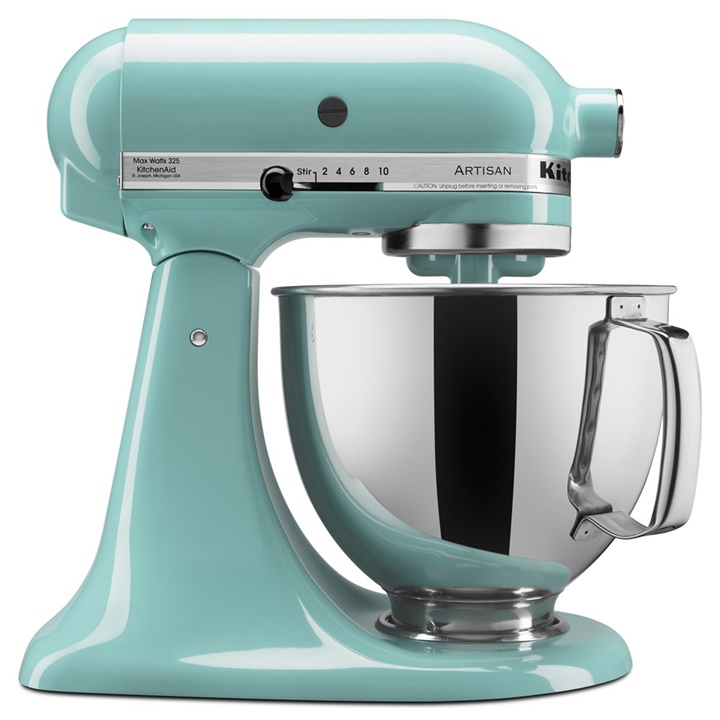 Win a KitchenAid KSM150PSAQ Artisan Series 5-Qt. Stand Mixer