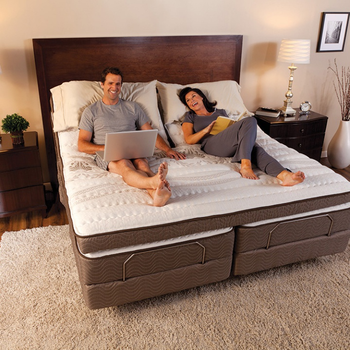 Win a Easy Rest Classic Adjustable Bed
