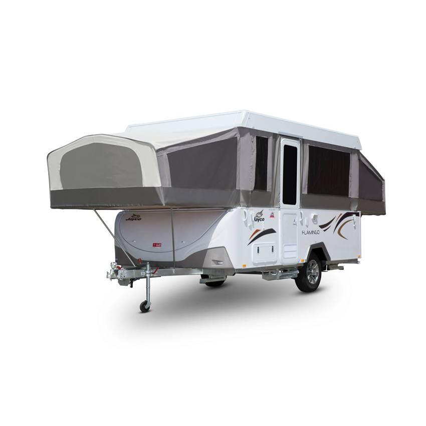 Win A 2016 Jayco 16ft Starcraft Pop-Top Caravan