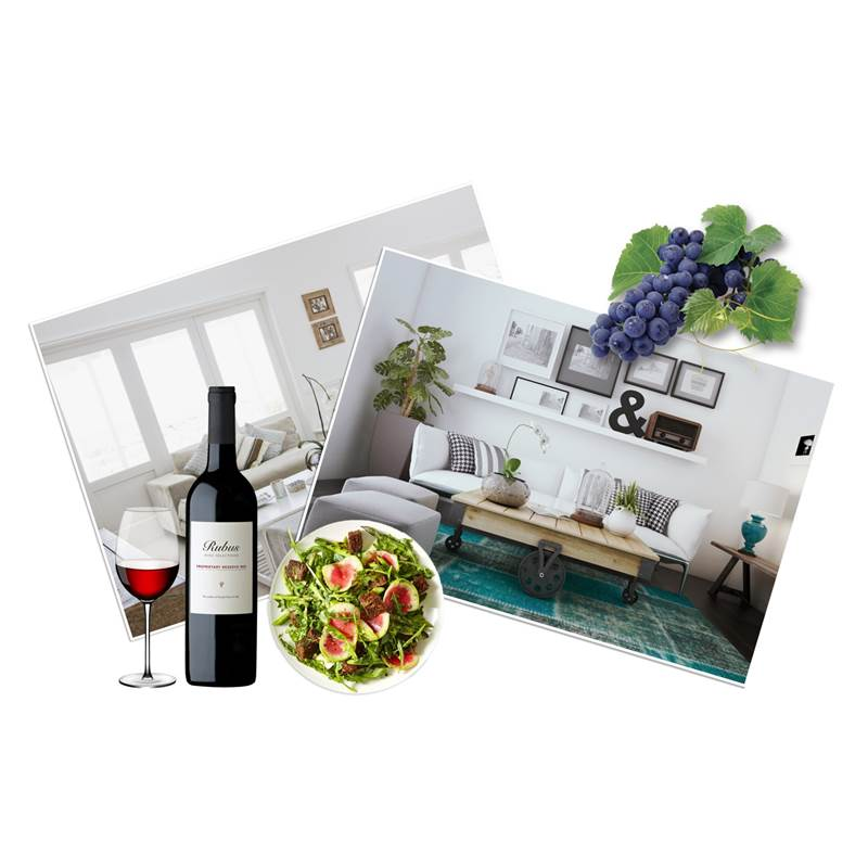 Win a Wine, Dine & Design Package