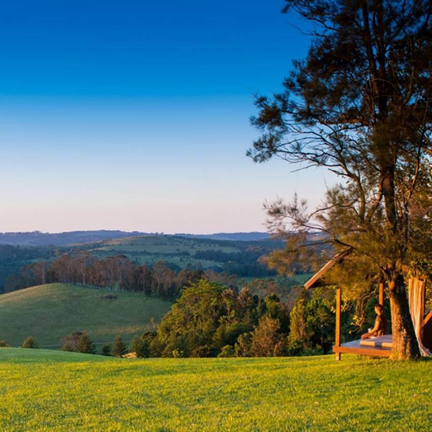 Win A Luxury Escape To Gaia Retreat