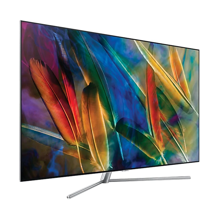 "Win a Samsung 65"" QLED TV"