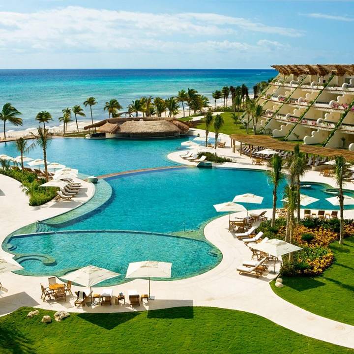 Win a Trip a Hotel Riviera Maya