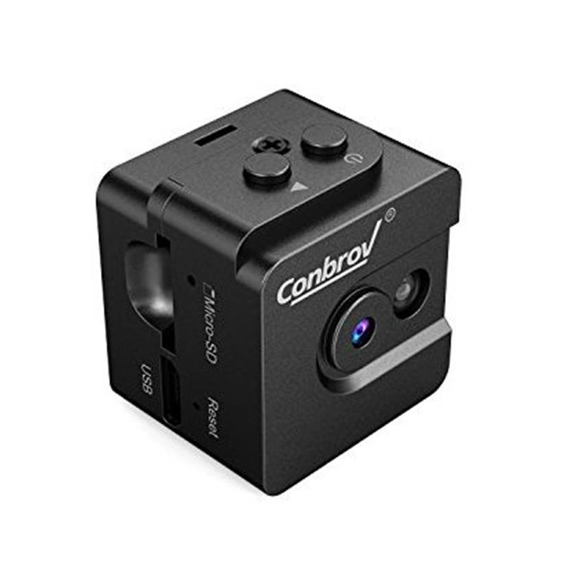 Win a Conbrov T16 Miniature Spy Camera