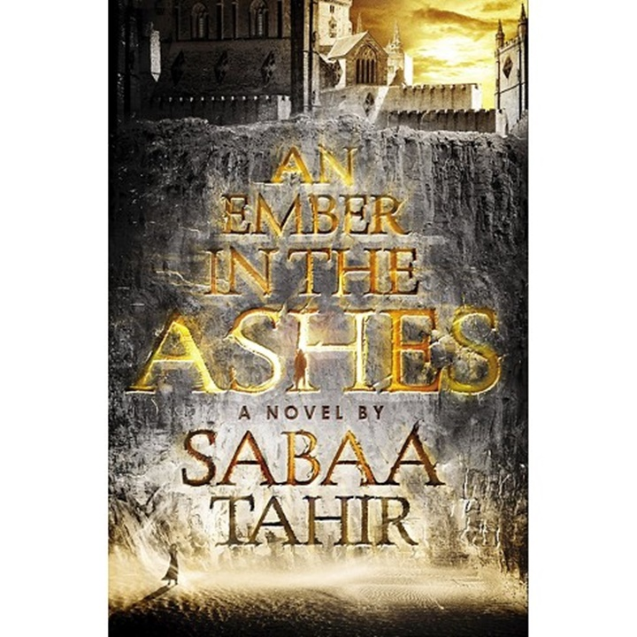 Win a Hardback Copy of AN EMBER IN THE ASHES and a $10 Amazon Gift Card