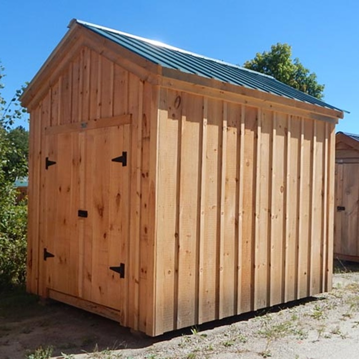 Win a Jamaica Cottage Shop's 8x10 New Yorker Shed