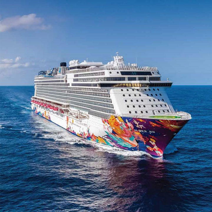 Win a 6-Day Genting Dream Cruise for Two