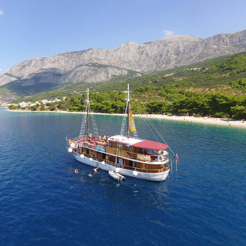 Win a Double Pass on a Sail Croatia Navigator Cruise