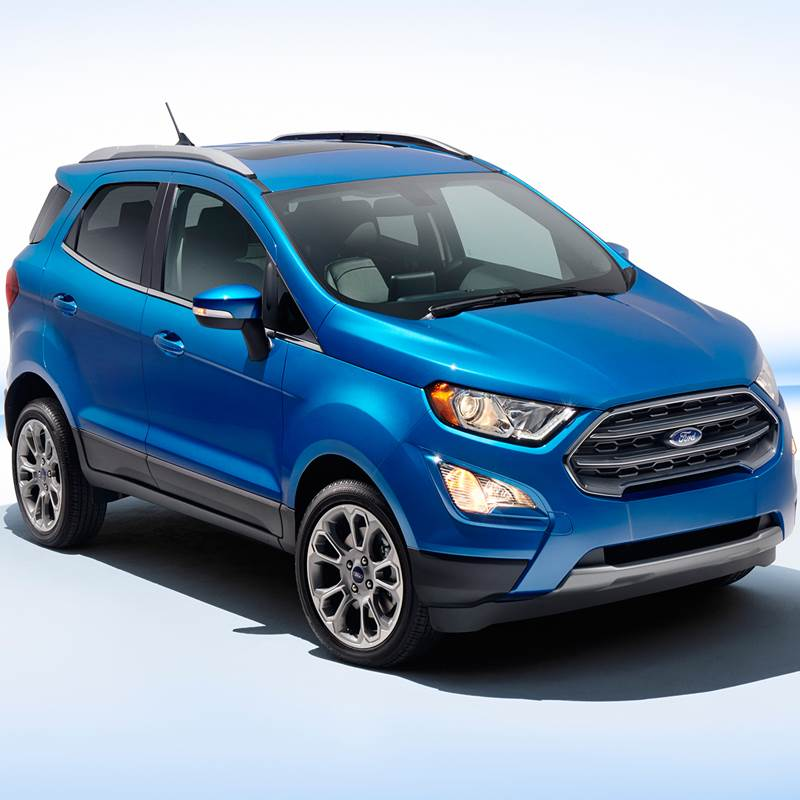 Win a 2018 Ford EcoSport