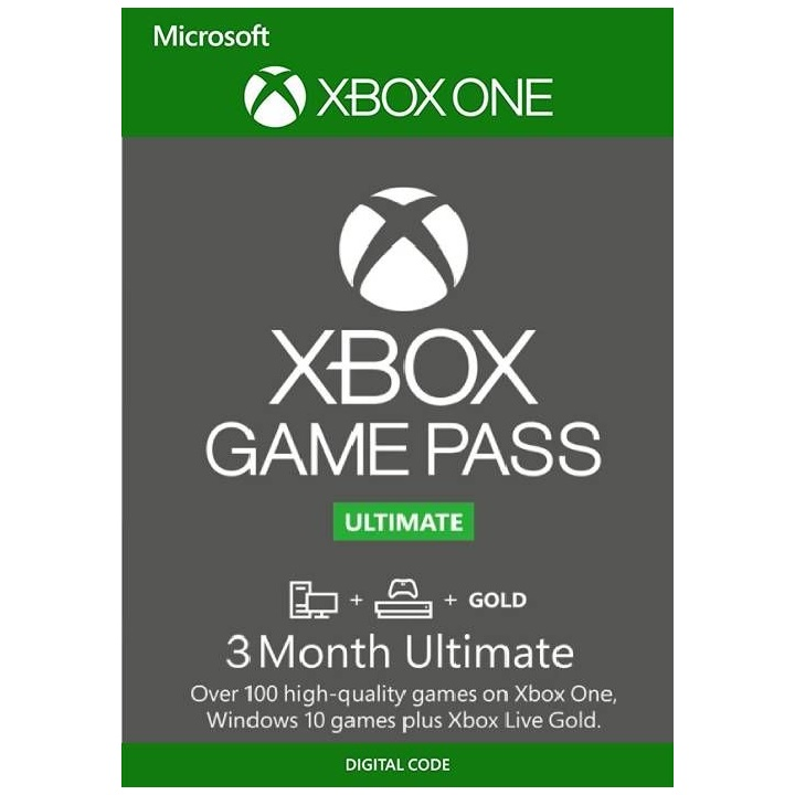 Win a 6-months of Xbox Game Pass Ultimate and $25 Rogue Energy Giftcard