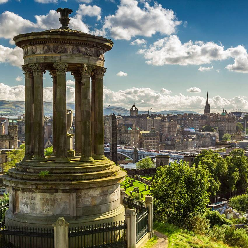 Win A Luxury Edinburgh Escape