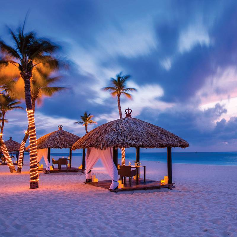 Win a Honeymoon in Aruba