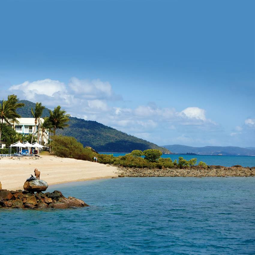 Win A Family Holiday To Daydream Island