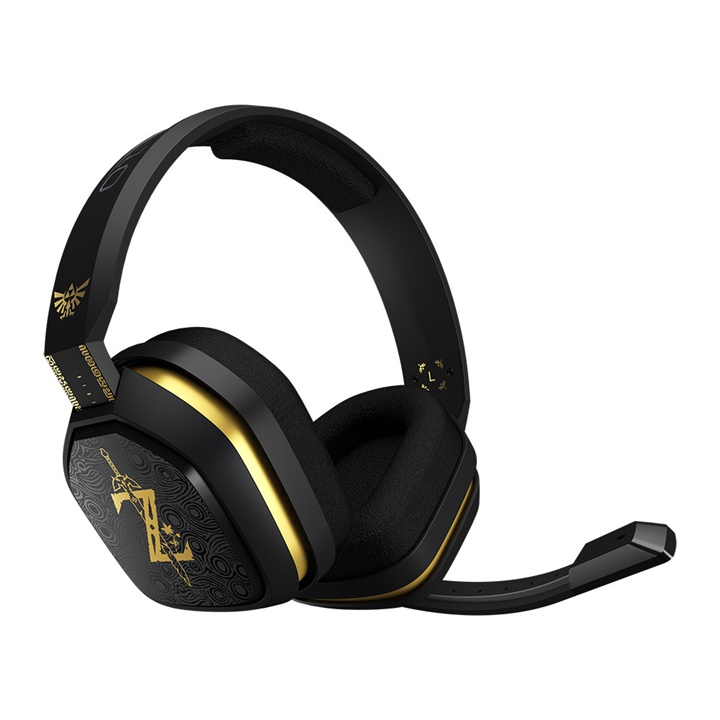 Win a Astro A10's : The Legend Of Zelda Special Edition Headset