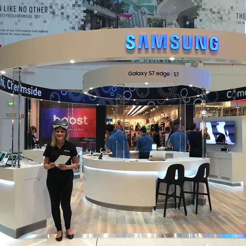 Win a Samsung Shopping Spree