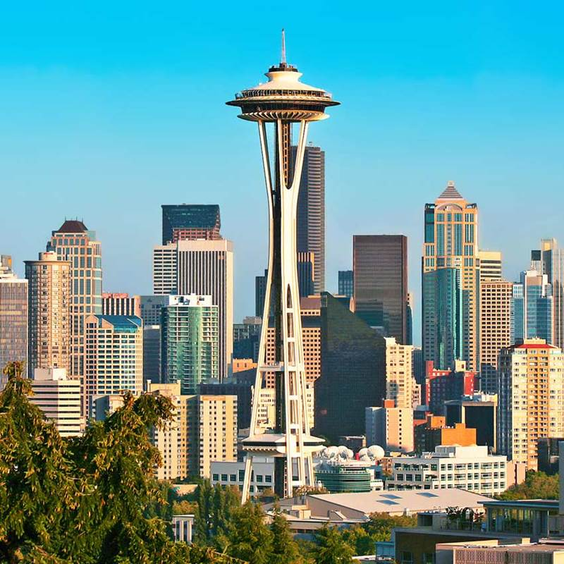 Win a Trip for To Seattle