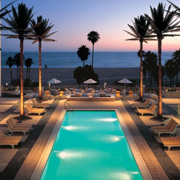 Win a $750 in Cash a Luxury Santa Monica